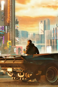 Cyberpunk 2077 New Theme