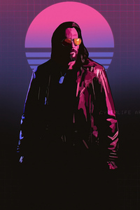 Cyberpunk 2077 Phoenix Johnny Silverhand 5k