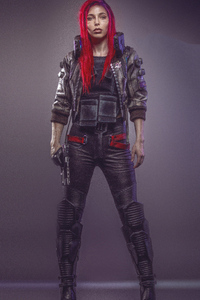 Cyberpunk 2077 Women Cosplay 8k