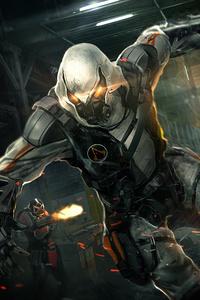 Cyberpunk Assassin