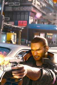 Cyberpunk Chase 2077