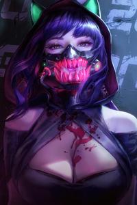 1080x1920 Cyberpunk Fantasy 4k