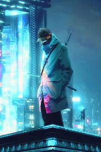 Cyberpunk Legion 4k