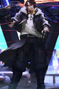 1440x2960 Cyberpunk Squall