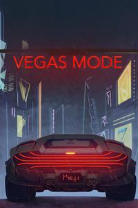 320x568 Cyberpunk Vegas Mode 4k