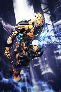 Cyborg 4k New