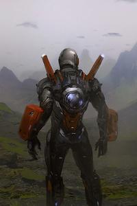 Cyborg Fighter