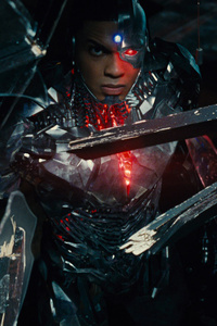 720x1280 Cyborg In Justice League 2017
