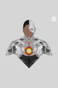 Cyborg Minimalism 8k