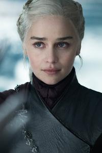 480x854 Daenerys Targaryen 4k