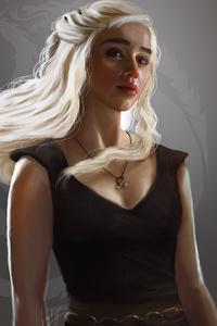 Daenerys Targaryen Fan Art