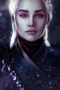 750x1334 Daenerys Targaryen Got