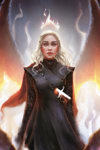 Daenerys Targaryen The Betrayed Queen