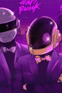 Daft Punk 5k