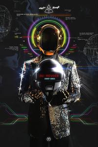 Daft Punk Au Revoir