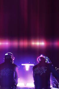Daft Punk Dj 4k