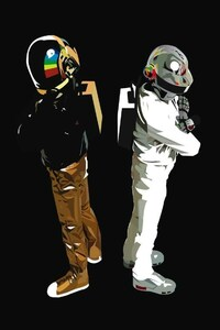 Daft Punk EDM Minimalism