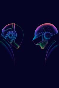 Daft Punk Minimalism 3