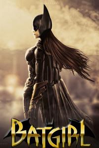 Daisy Ridley As Bat Girl
