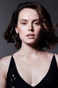1440x2560 Daisy Ridley Closeup 2018