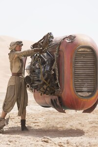 Daisy Ridley Star Wars 2
