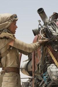 Daisy Ridley Star Wars 3