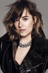 Dakota Johnson Elle Magazine 4k