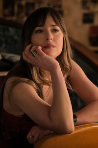 480x800 Dakota Johnson In Bad Times At The El Royale Movie 2018