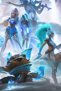 540x960 Damwon Gaming League Of Legends 5k