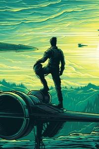 Dan Mumford Star Wars The Force Awakens 4k