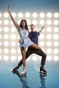Dancing On Ice Perri Shakes Drayton 8k