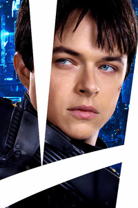 Dane Dehaan As Valerian In Valerian And The City Of A Thousand Planets