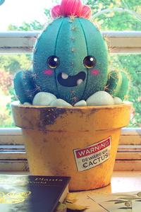 Dangerous Cactus 3D