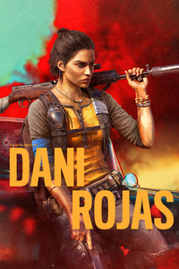 Dani Rojas Female Character Far Cry 6