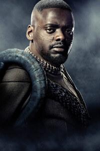 Daniel Kaluuya As Wkabi Black Panther Poster