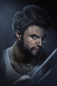 Daniel Radcliffe As Wolverine