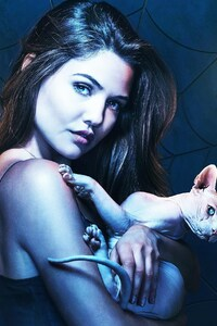 480x854 Danielle Campbell In The Originals