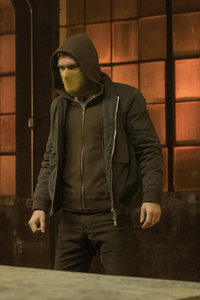 Danny Rand In Iron Fist Season 2 4k