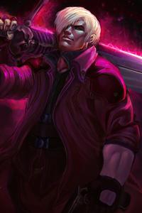 Dante Devil May Cry 4k Artwork