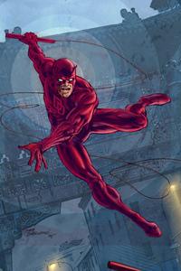 Daredevil Art New 2019