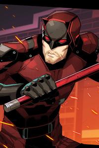 Daredevil Arts New