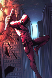Daredevil Artwork 4k 2020
