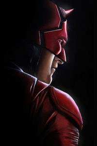 Daredevil Artwork 5k