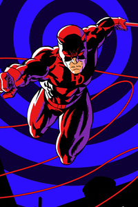 Daredevil Artworks 5k