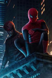 2160x3840 Daredevil In Spider Man No Way Home