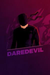 1080x2280 Daredevil Minimalism Hd