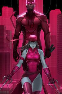 2160x3840 Daredevil Pink