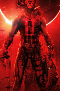 720x1280 Daredevil Red Is My Colour