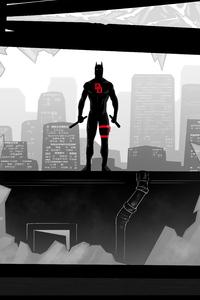 480x854 Daredevil Remastered 5k