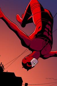 Daredevil Season 3 Art 5k